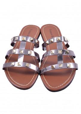 Fashionholic Casual Style  Flat Shoes 6202 Copper