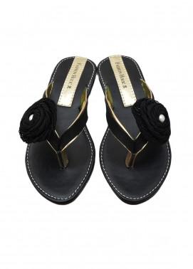 Fashionholic Casual Style  Flat Shoes 6203 Black