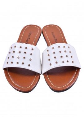 Fashionholic Casual Style  Flat Shoes 4391 Golden
