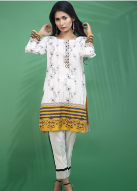 Digi Funk by Fateh Printed Cambric Unstitched Kurties FT20-DF2 121 - Winter Collection