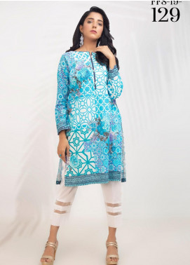 Digi Funk by Fateh Printed Cambric Unstitched Kurties FT20-DF2 129 - Winter Collection
