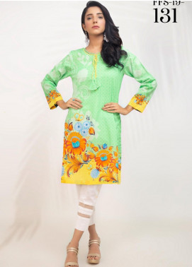 Digi Funk by Fateh Printed Cambric Unstitched Kurties FT20-DF2 131 - Winter Collection