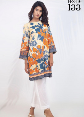 Digi Funk by Fateh Printed Cambric Unstitched Kurties FT20-DF2 133 - Winter Collection