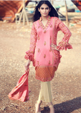 Zaibunnisa Formal Lawn Stitched 3 Piece Suit ZN Festival 04