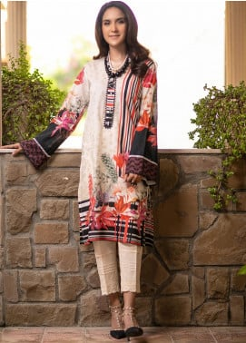 Fiore by Sheep Printed Lawn Unstitched Kurties SH20F SL-001 - Spring / Summer Collection