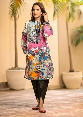 Fiore by Sheep Printed Lawn Unstitched Kurties SH20F SL-002 - Spring / Summer Collection