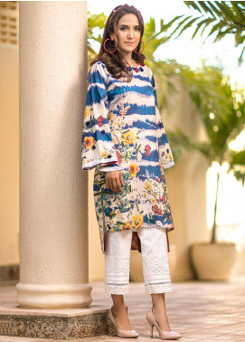 Fiore by Sheep Printed Lawn Unstitched Kurties SH20F SL-003 - Spring / Summer Collection