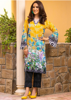 Fiore by Sheep Printed Lawn Unstitched Kurties SH20F SL-004 - Spring / Summer Collection