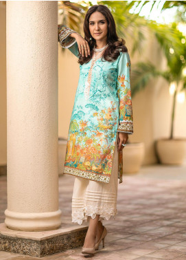 Fiore by Sheep Printed Lawn Unstitched Kurties SH20F SL-005 - Spring / Summer Collection