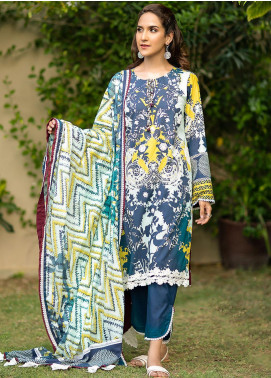 Fiore by Sheep Printed Lawn Unstitched 2 Piece Suit SH20F SL-006 - Spring / Summer Collection