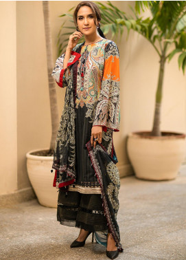 Fiore by Sheep Printed Lawn Unstitched 2 Piece Suit SH20F SL-008 - Spring / Summer Collection