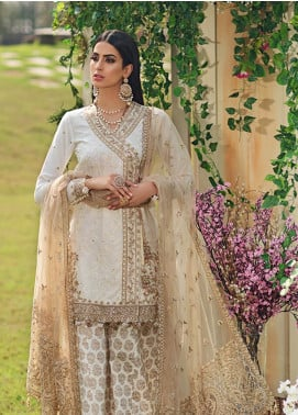 Firaaq by Anaya Embroidered Lawn Unstitched 3 Piece Suit F20AKC 01 Nuria - Luxury Collection