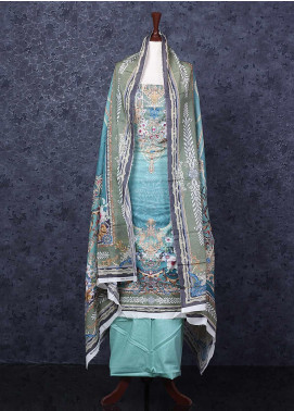 Firdous Fashion Printed Lawn Unstitched 3 Piece Suit FR20D 11120B - Spring / Summer Collection