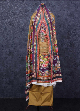 Firdous Fashion Printed Lawn Unstitched 3 Piece Suit FR20D 1112A - Spring / Summer Collection
