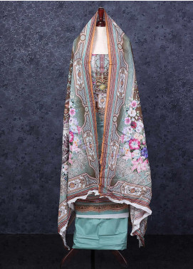 Firdous Fashion Printed Lawn Unstitched 3 Piece Suit FR20D 1113B - Spring / Summer Collection