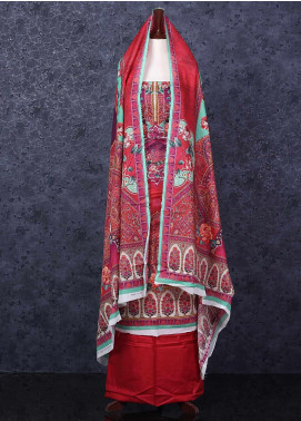 Firdous Fashion Printed Lawn Unstitched 3 Piece Suit FR20D 1117A - Spring / Summer Collection