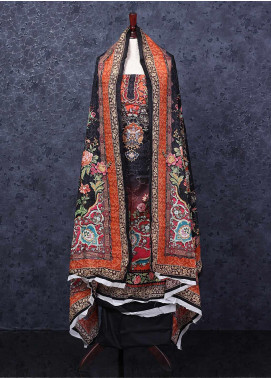 Firdous Fashion Printed Lawn Unstitched 3 Piece Suit FR20D 1118A - Spring / Summer Collection