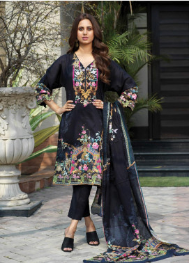 Firdous Fashion Printed Lawn Unstitched 3 Piece Suit FR20D 1127A - Spring / Summer Collection
