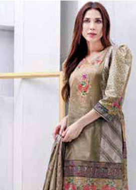 Five Star Printed Lawn Unstitched 3 Piece Suit FS19L 1207B - Spring / Summer Collection