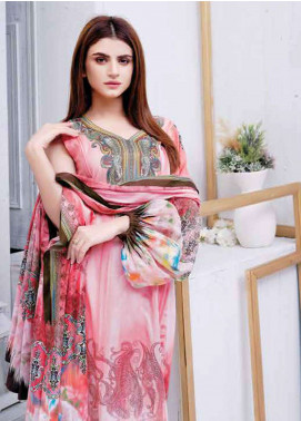 Five Star Printed Lawn Unstitched 3 Piece Suit FS19L 1211C - Spring / Summer Collection