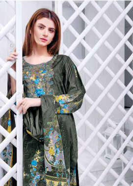 Five Star Printed Lawn Unstitched 3 Piece Suit FS19L 1212A - Spring / Summer Collection