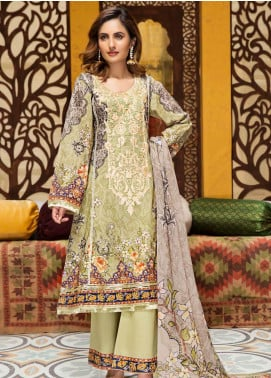 Florence by Mohagni Embroidered Lawn Unstitched 3 Piece Suit MO20F SLE 01 - Spring / Summer Collection