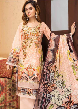Florence by Mohagni Embroidered Lawn Unstitched 3 Piece Suit MO20F SLE 10 - Spring / Summer Collection