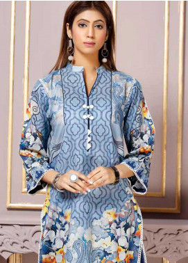 Florence by Mohagni Printed Lawn Unstitched Kurties FMO19-T2 05 - Mid Summer Collection