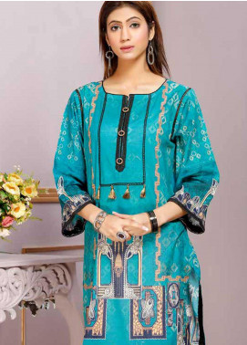 Florence by Mohagni Printed Lawn Unstitched Kurties FMO19-T2 08 - Mid Summer Collection