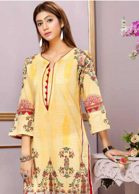 Florence by Mohagni Printed Lawn Unstitched Kurties FMO19-T2 09 - Mid Summer Collection