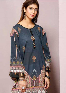 Florence by Mohagni Printed Lawn Unstitched Kurties FMO19-T2 20 - Mid Summer Collection