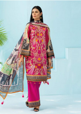 Florence by Rang Rasiya Embroidered Lawn Unstitched 3 Piece Suit RR20SF F539 - Spring / Summer Collection