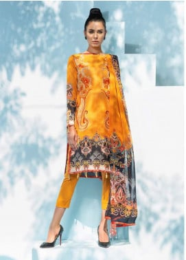 Florence by Rang Rasiya Embroidered Lawn Unstitched 3 Piece Suit RR20SF F544 - Spring / Summer Collection