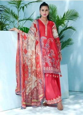 Florence by Rang Rasiya Embroidered Lawn Unstitched 3 Piece Suit RR20SF F547 - Spring / Summer Collection