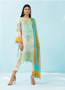 Florence by Rang Rasiya Embroidered Lawn Unstitched 3 Piece Suit RR20SF F550 - Spring / Summer Collection
