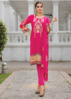 Florence by Rang Rasiya Embroidered Lawn Unstitched 3 Piece Suit RR20FL-527 - Spring / Summer Collection