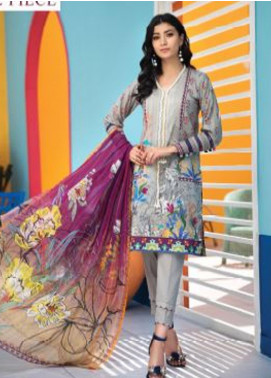 Florent Printed Lawn Unstitched 2 Piece Suit F20SV 01 - Summer Collection