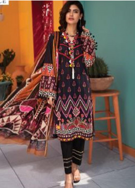 Florent Printed Lawn Unstitched 2 Piece Suit F20SV 06 - Summer Collection