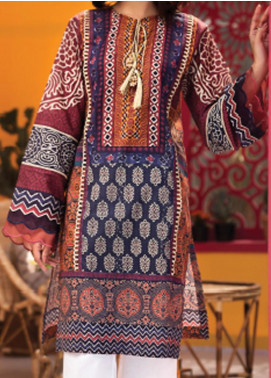 Florent Printed Lawn Unstitched 2 Piece Suit F20SV 07 - Summer Collection