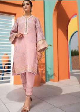 Florent Printed Lawn Unstitched 2 Piece Suit F20SV 18 - Summer Collection