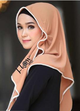 Flow Idea Hijab  Bubble Pop  Ladies Scarves HH Flow Ambara 08 Skin