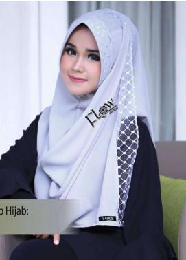 Flow Idea Hijab  Bubble Pop  Ladies Scarves HH Flow Amily 03 Grey
