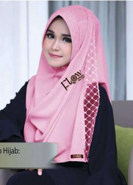 Flow Idea Hijab  Bubble Pop  Ladies Scarves HH Flow Amily 05  Dark Pink