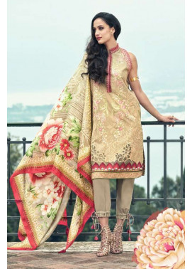 Faraz Manan Embroidered Lawn Unstitched 3 Piece Suit FM17L 02