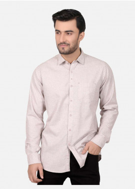 Furor  Casual Shirts for Men - Sand FRM18CS 31206