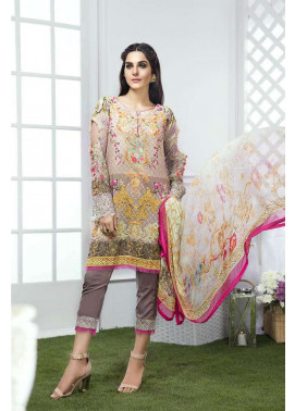 Gulaal Embroidered Lawn Unstitched 3 Piece Suit GL17M 06
