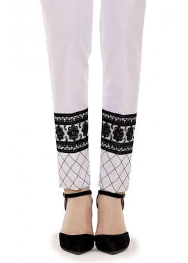 Gulaal Embroidered  Stitched Trouser GL17T 09