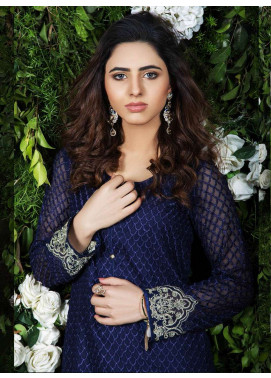 Anahi by Gulaal Embroidered Chiffon Stitched Kurtis GLP17K2 02