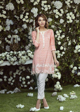Anahi by Gulaal Embroidered Cotton Net Stitched Kurtis GLP17K 3A
