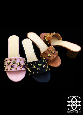 Grace Up Shoes Casual Style  Heel Shoes 576